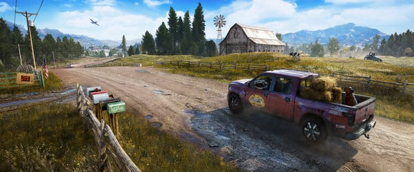Far Cry 5 Deluxe Edition PC cheap key to download