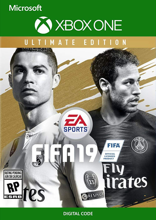 FIFA 19 Ultimate Edition Xbox One DE
