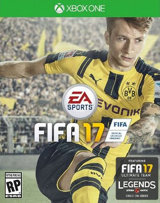 FIFA 17 Xbox One - Digital Code cheap key to download