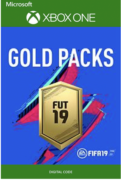 FIFA 19 Jumbo Premium Gold Pack Xbox One