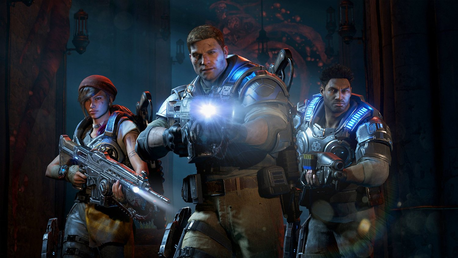 Gears of War 4 Xbox One/PC - Digital Code cheap key to download