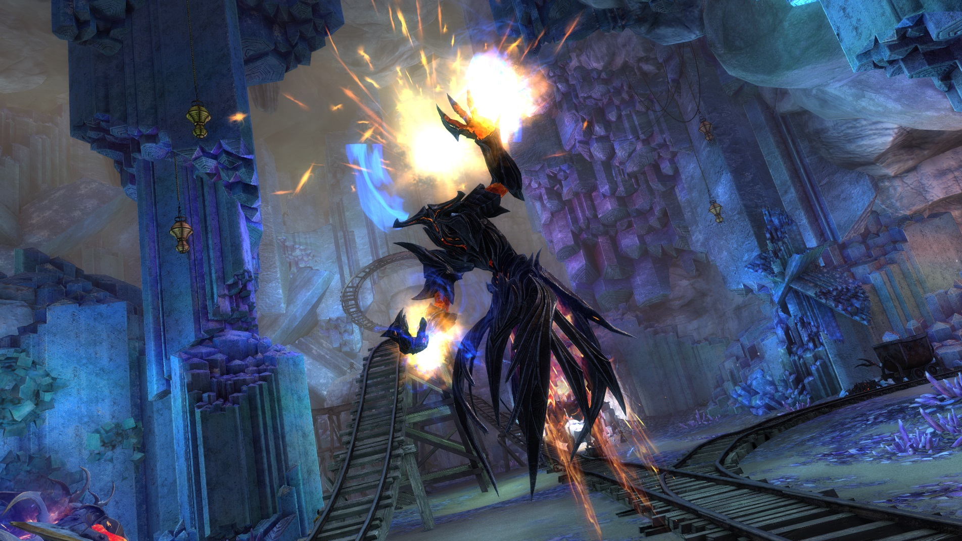 Guild Wars 2 Path of Fire PC chiave a buon mercato per il download