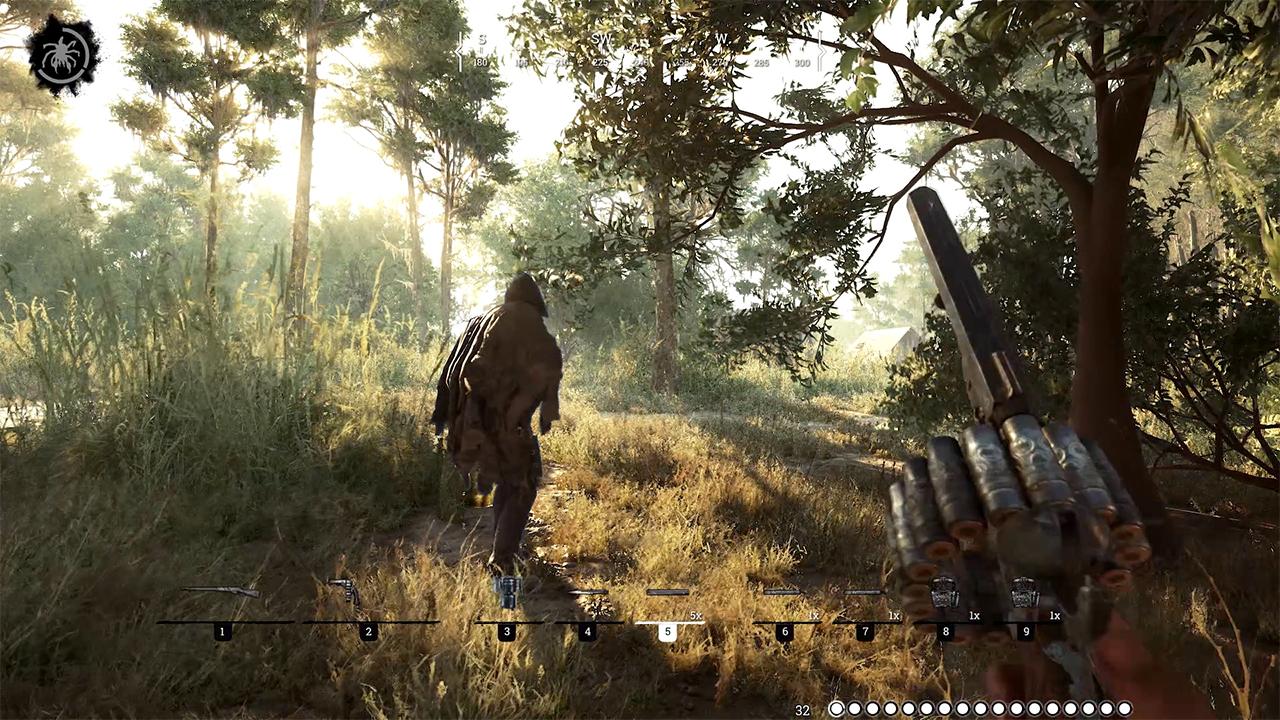 Hunt Showdown PC chiave a buon mercato per il download