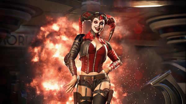Injustice 2 PC cheap key to download