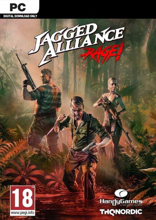 Jagged Alliance : Rage!