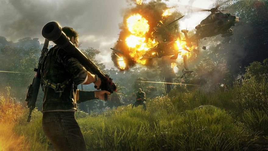 Just Cause 4 PC cheap key to download