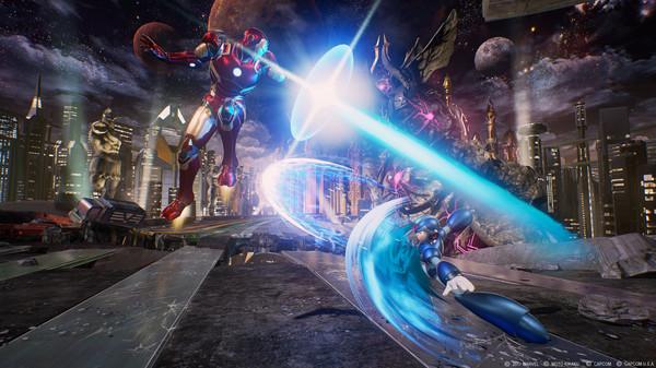 Marvel vs. Capcom Infinite PC billig Schlüssel zum Download