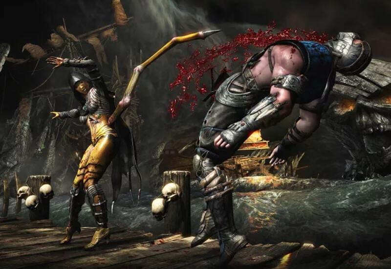Mortal Kombat X Premium Edition PC cheap key to download