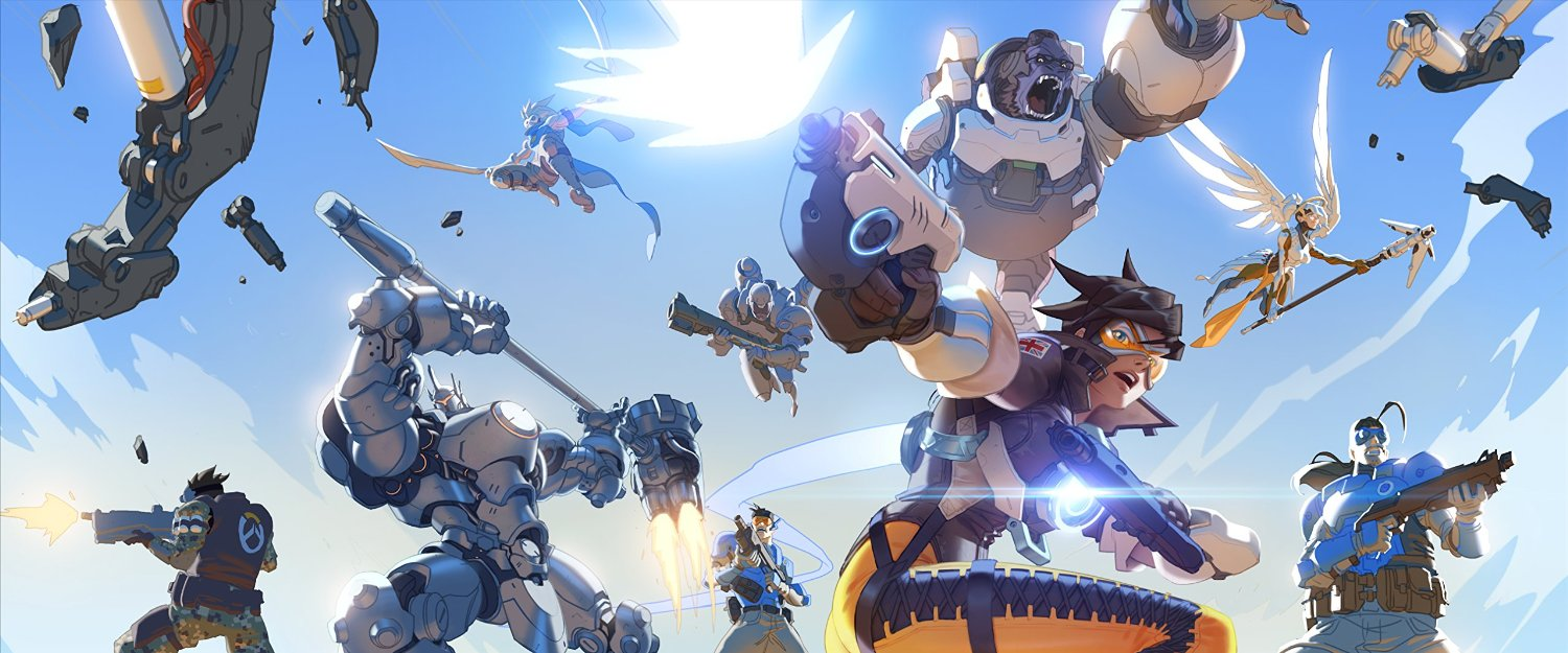 Overwatch - Game Of The Year Edition PC billig Schlüssel zum Download