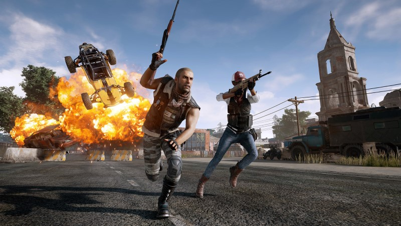 PlayerUnknown's Battlegrounds (PUBG) Xbox One chiave a buon mercato per il download