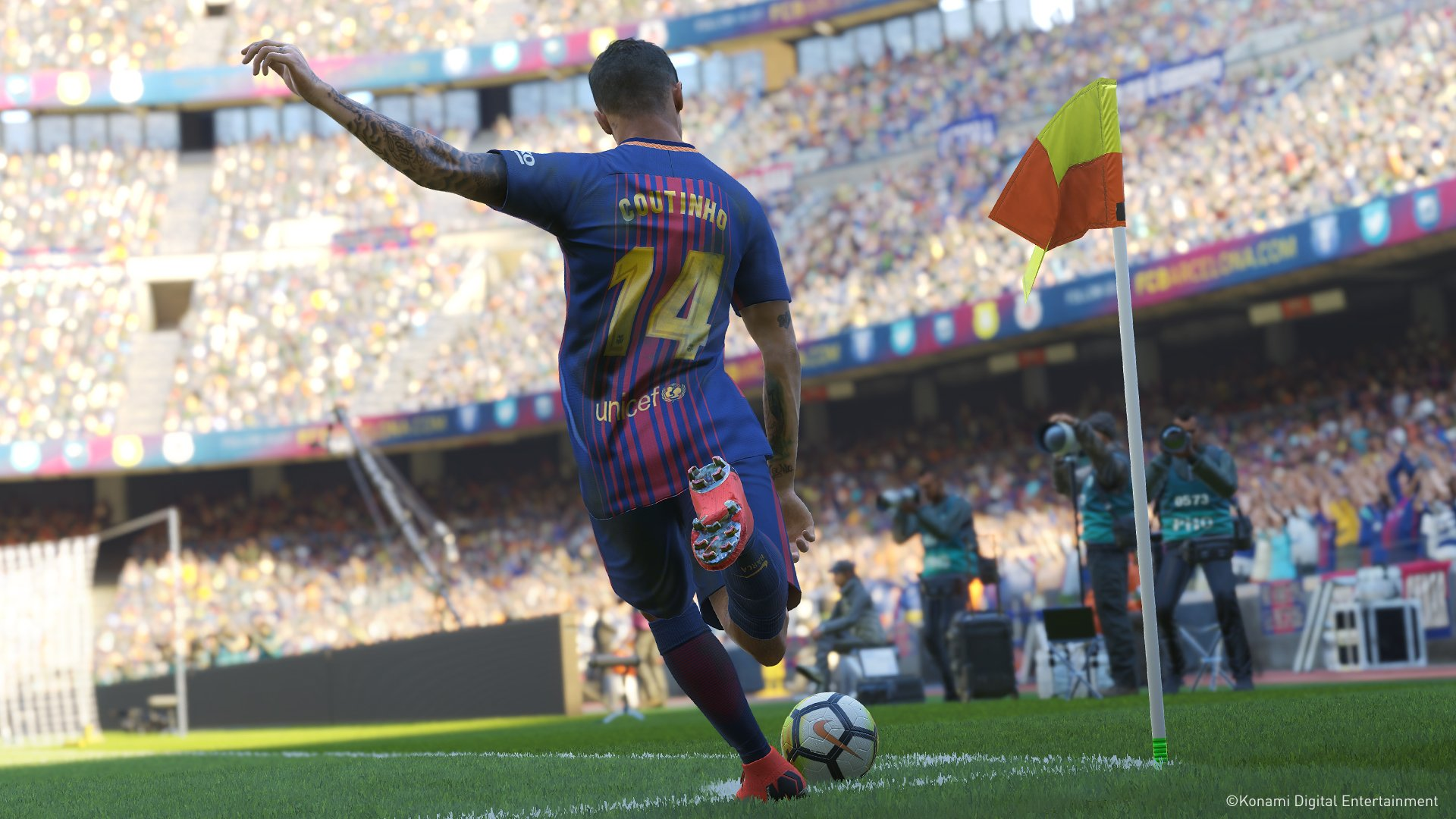 Pro Evolution Soccer 2019 game is it really the same? In order to find the answer on this particular question, we prepared for you this marvelous article. Not only about the access to PES 2019 pc version that we deliver. However, also other details that include all the necessary information about...