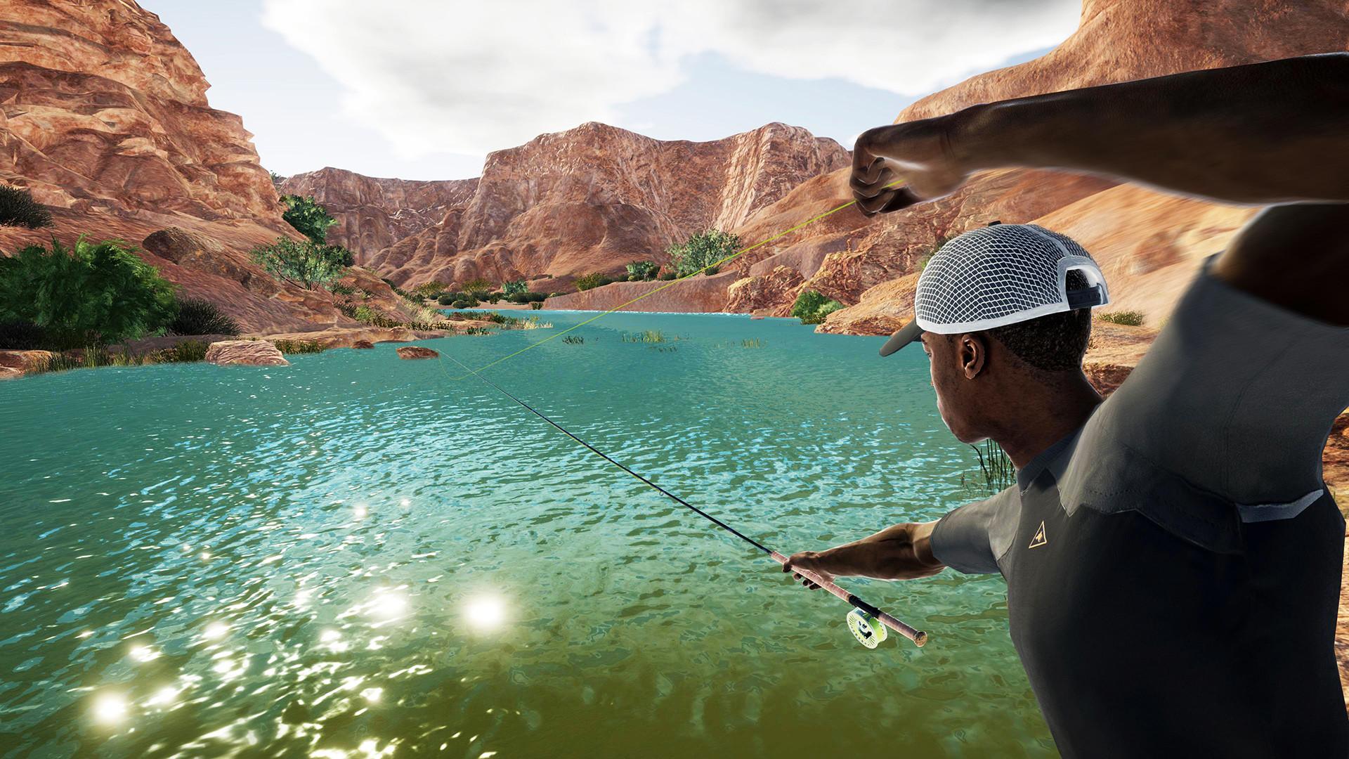Pro Fishing Simulator PC CD Key, Key