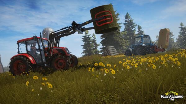 Pure Farming 2018 PC + DLC cheap key to download