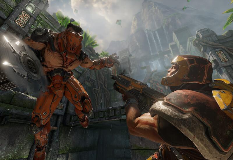 Quake Champions PC chiave a buon mercato per il download