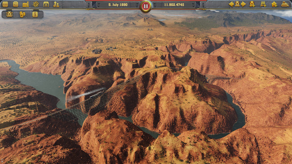 Railway Empire PC cheap key to download