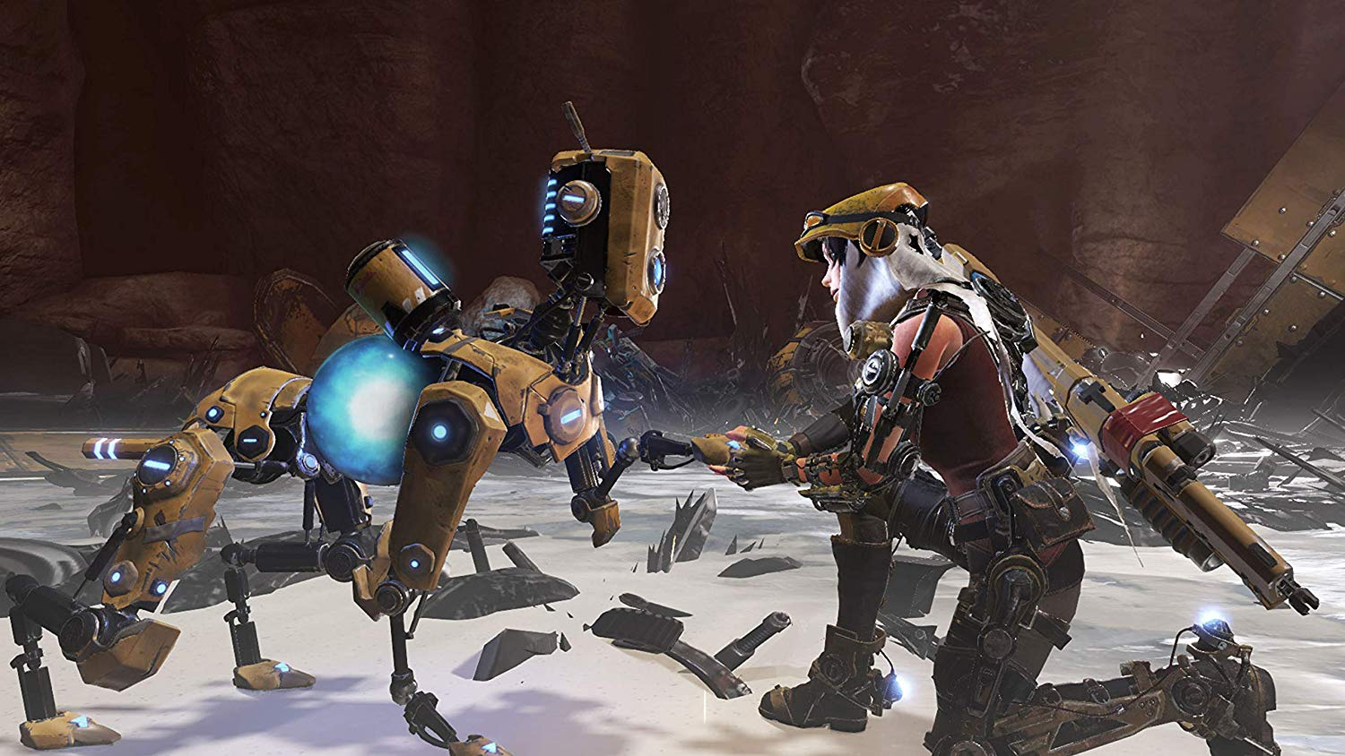 ReCore: Limited Edition PC cheap key to download