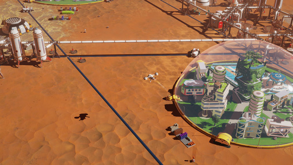 Surviving Mars First Colony Edition PC chiave a buon mercato per il download