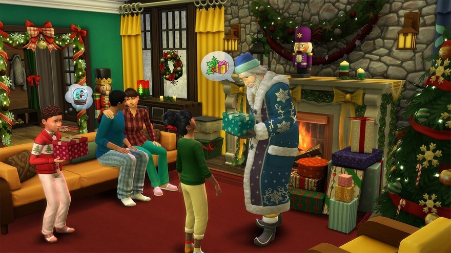 The Sims 4 Seasons Expansion Pack PC cheap key to download