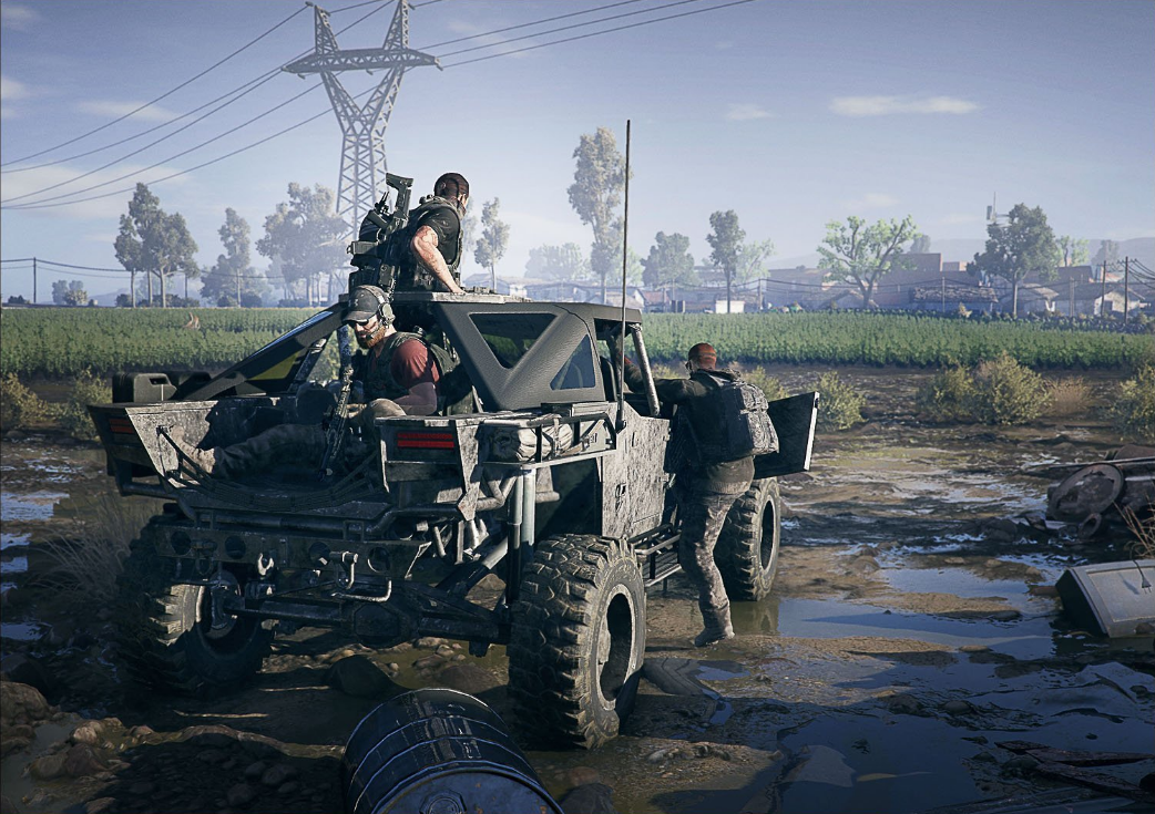 Tom Clancys Ghost Recon Wildlands Xbox One cheap key to download