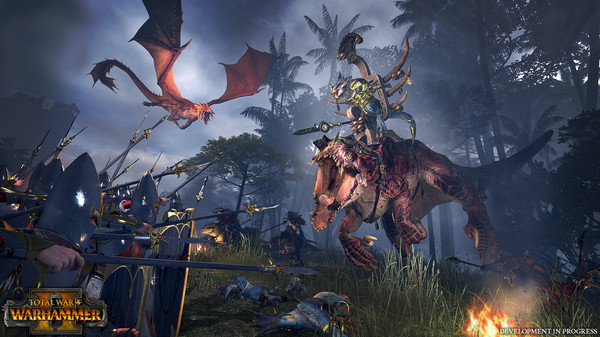 Total War: Warhammer 2 PC cheap key to download