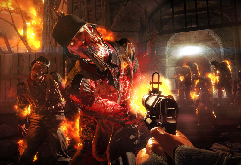 Wolfenstein: The Old Blood PC cheap key to download