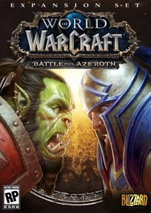 World of Warcraft WoW Battle for Azeroth  US