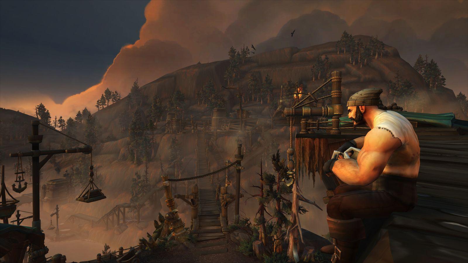 World of Warcraft (WoW) Battle for Azeroth (EU) chiave a buon mercato per il download
