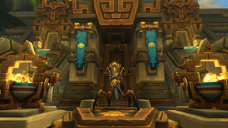 World of Warcraft (WoW) Battle for Azeroth (EU) cheap key to download