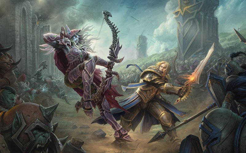 World of Warcraft (WoW) Battle for Azeroth - Pre-Purchase PC (EU) chiave a buon mercato per il download